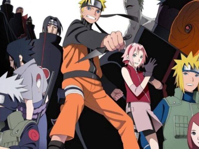 Adivinhe o nome do personagem de Naruto