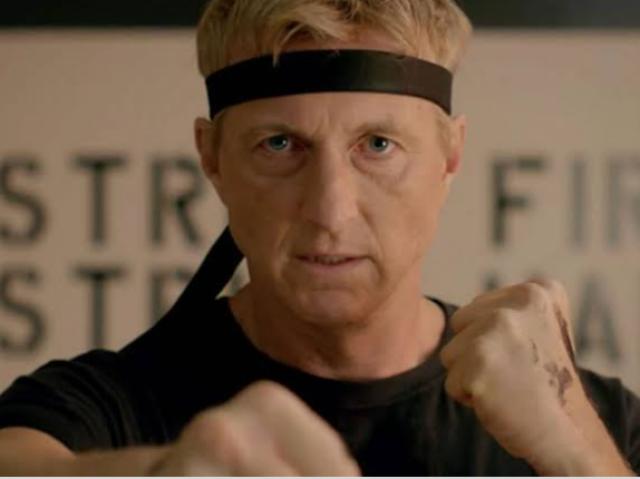 Você conhece Cobra Kai\Karate Kid?