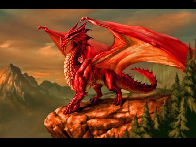Que dragão você seria? 🐉