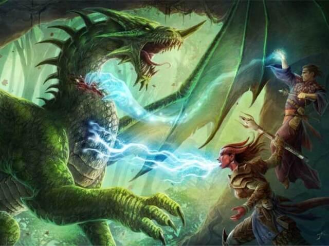 Qual tipo de dragão é você?