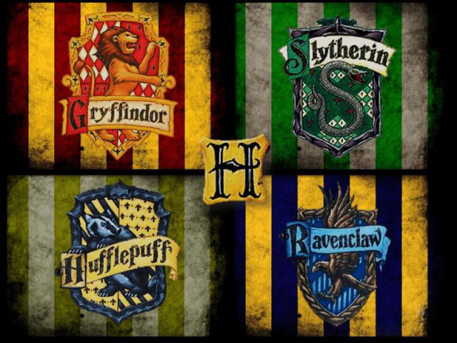 🦁🐍A que casa de Harry Potter você pertence? 🐼🦅