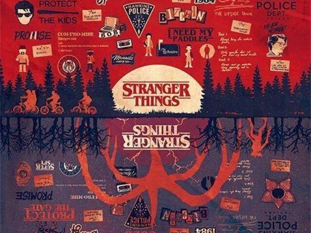 Você conhece realmente Stranger Things
