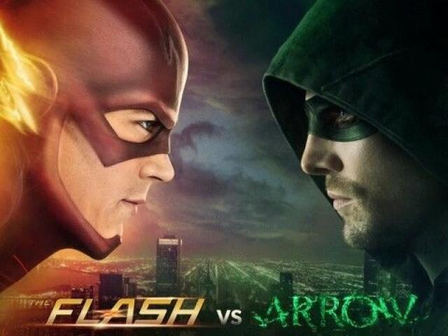 Você seria time Flash ou time Arrow?