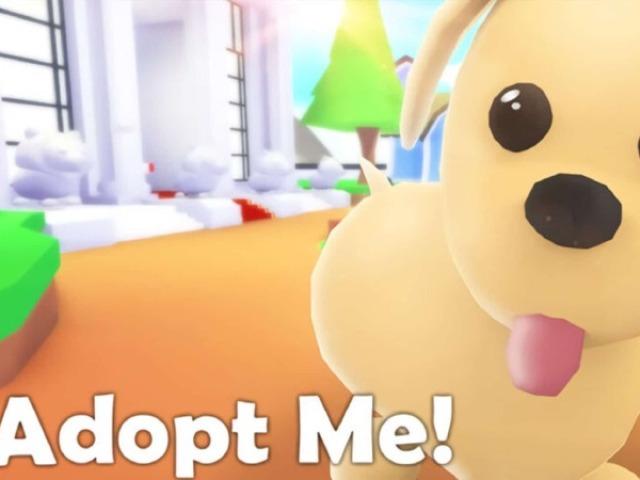 Adopt Me - Teste seus conhecimentos