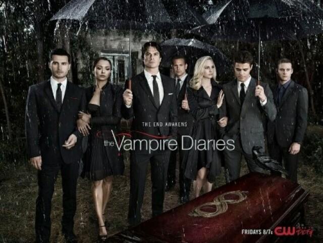 """Quem disse esta frase em """" The Vampire Diaries""""?"""