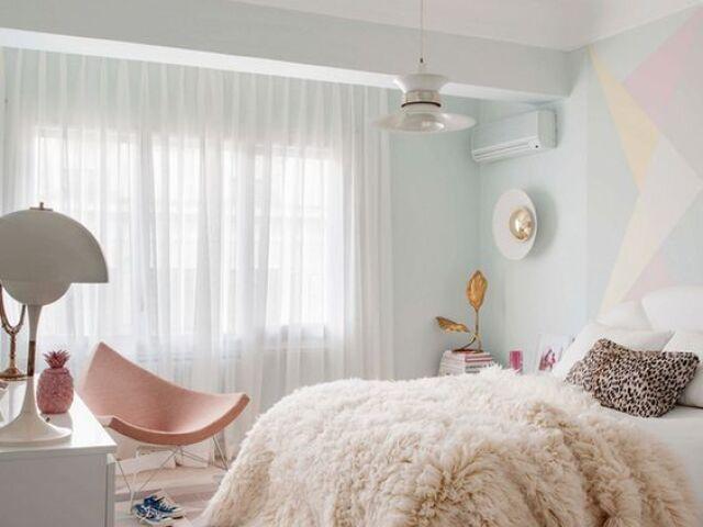 Como seria seu quarto?