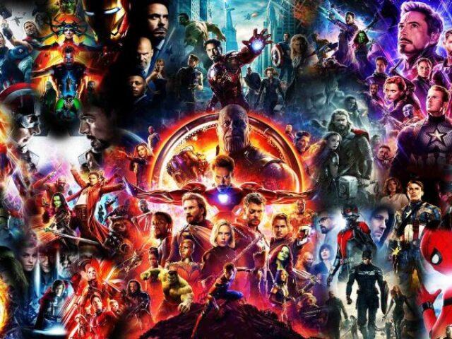 Que filme é esse? Versão: Marvel