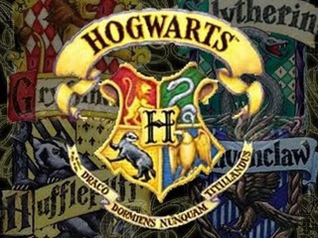 Sua casa em Hogwarts