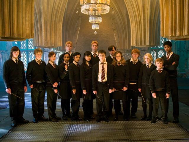 Vou tentar adivinhar seu personagem favorito de Harry Potter