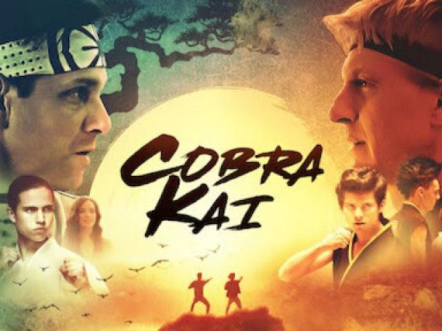 Você realmente conhece a série Cobra Kai?