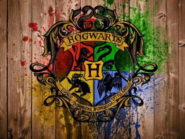 Que casa você serie em Harry Potter?