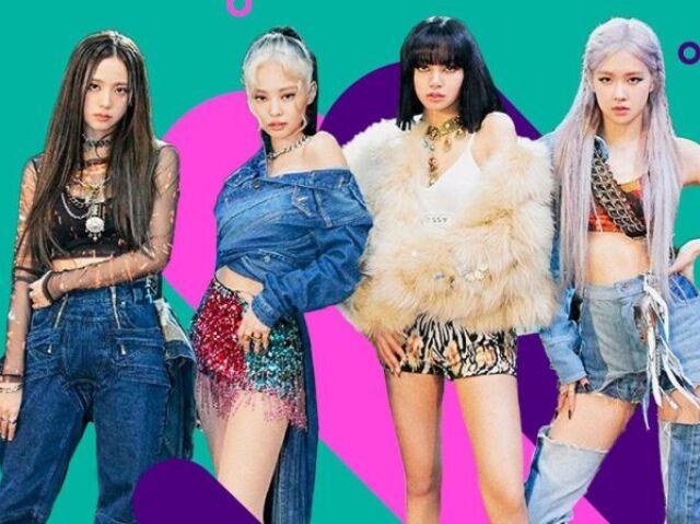 Qual o M/V de k-pop?