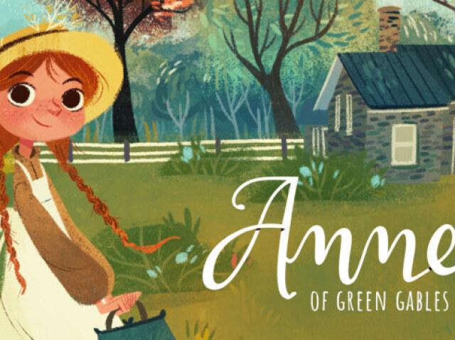 Você conhece os livros de Anne de Green Gables?