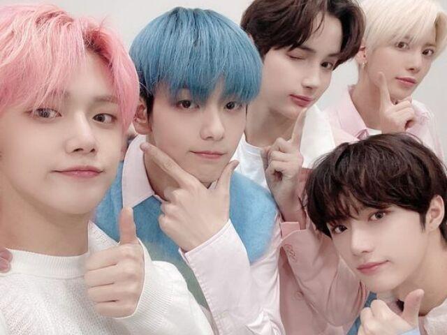 Qual posição você teria em um grupo de k-pop?