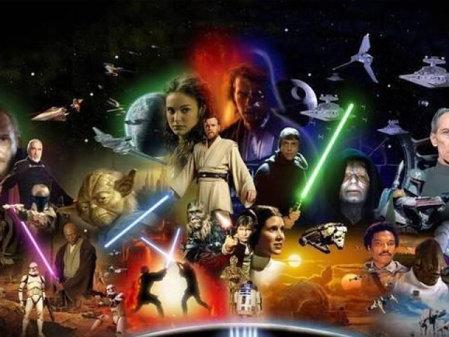 Quem você seria de Star Wars?