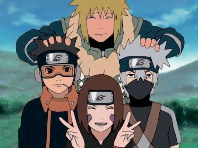 ✨Quem você seria no time Minato?✨