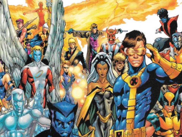 (ATUALIZADO)Qual mutante dos X-MEN é você?