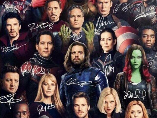 Reformule o elenco da Marvel e eu lhe darei algo para assistir! P. 1