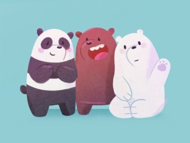 Qual urso você mais se parece?