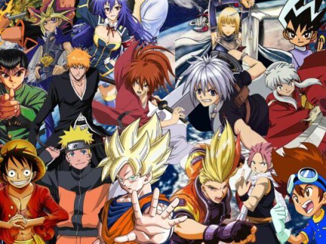 Quem você seria no mundo dos animes?