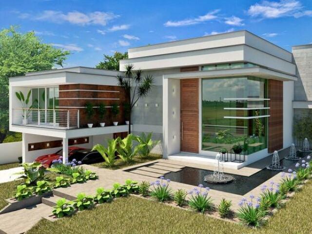 Qual é sua casa dos sonhos?