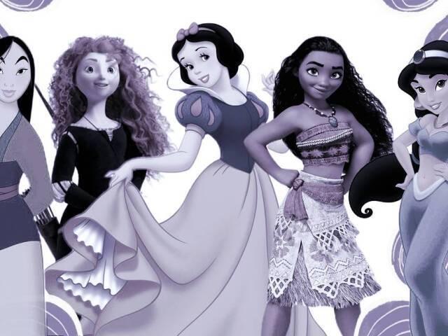 Que princesa é?
