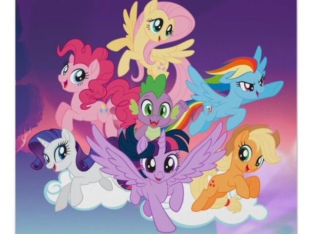 Você realmente conhece My Little Pony?