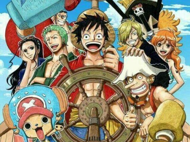 Qual personagem da tripulação Mugiwara você mais se parece?