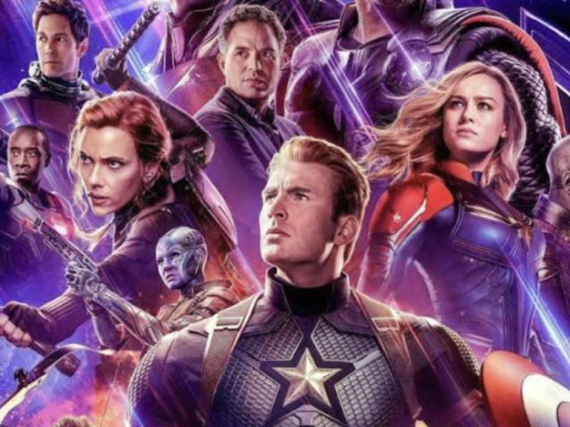 Quem você seria da Marvel?