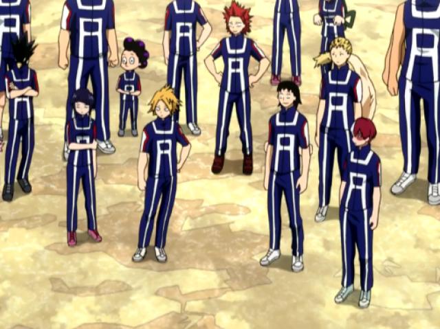 Boku no Hero: Você sabe quem são esses personagens?