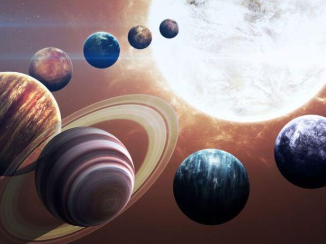 Quem você é no sistema solar?