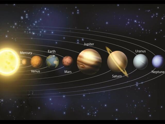 Qual planeta você é no sistema solar?