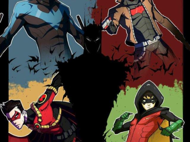 Qual Robin você seria?
