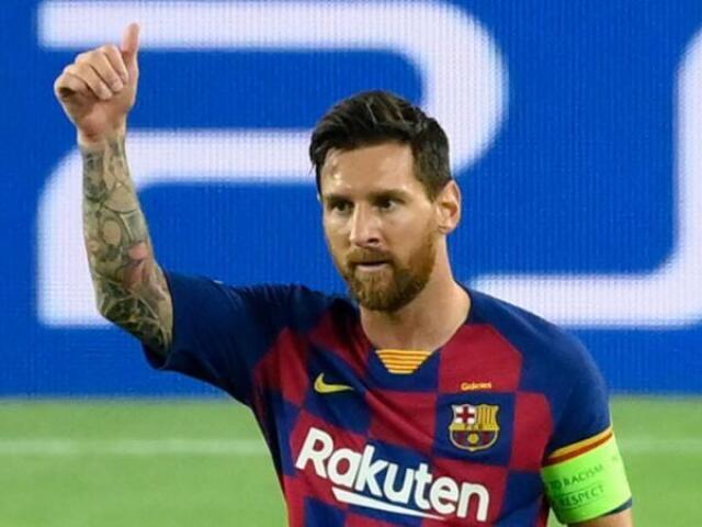 Você conhece o Messi?