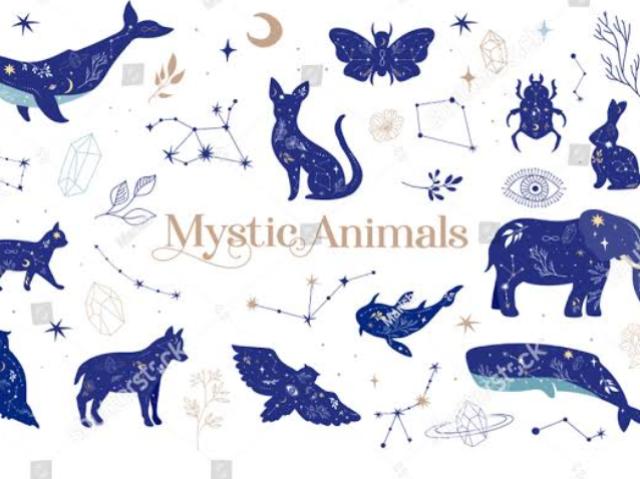 •||Que animal místico você seria?||•
