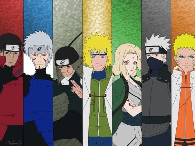 Qual Hokage do Anime Naruto você seria?