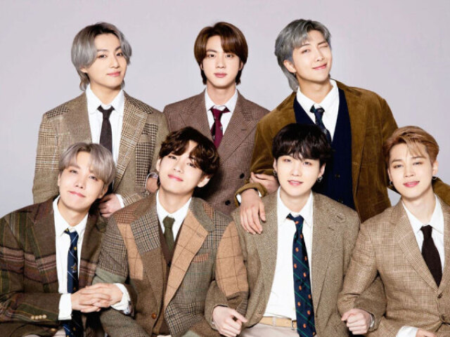 Quem do BTS seria teu namorado?