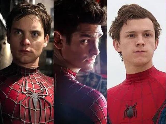 Qual Homem-Aranha você seria?