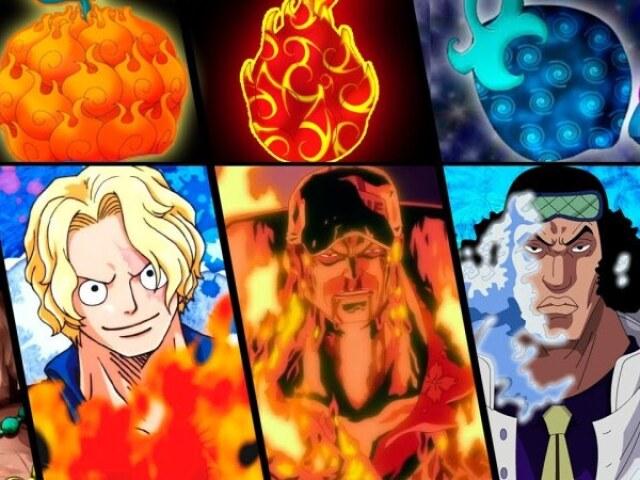 One Piece: Qual seria sua fruta conforme sua personalidade?