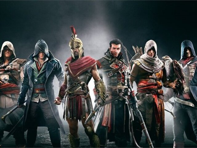 Você conhece mesmo a saga Assassin's Creed? (NIVEL HARDCORE MERMÃO)