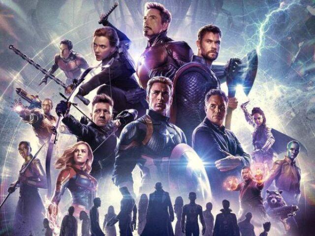 É hora de saber com qual personagem dos Vingadores você mais se parece!