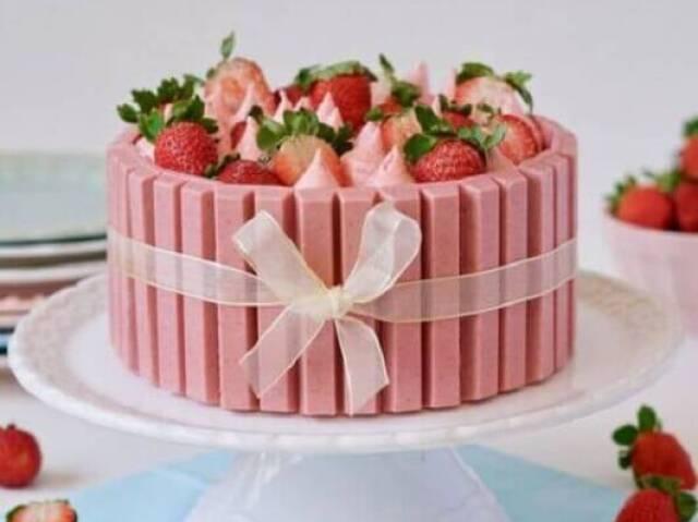 Monte seu bolo!!!! 🎂