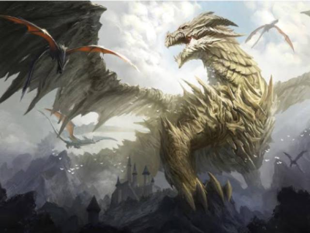 Qual dragão metálico você seria?