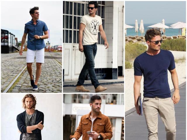 Qual é seu estilo masculino?