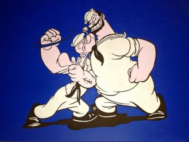 Quem você é em Popeye?
