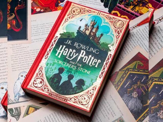 ◇Harry Potter e a Pedra Filosofal(fácil)◇