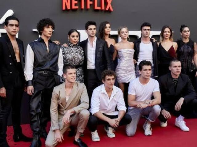 Você conhece os atores de Elite?