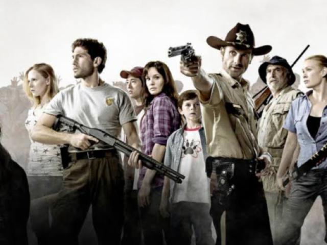 Quiz de The Walking Dead '-'