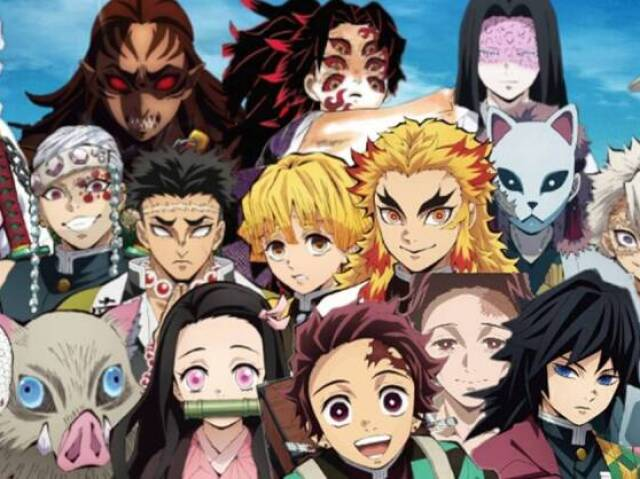 Quem você seria no anime Kimetsu no Yaiba? (Demon slayer)