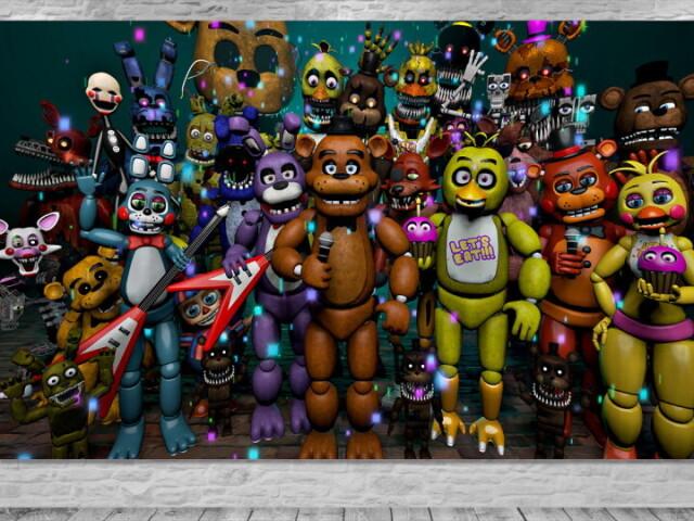 Você realmente conhece Five Nights at Freddy's?
